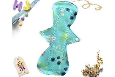Click to order  Single Cloth Pad Morning Meadow now