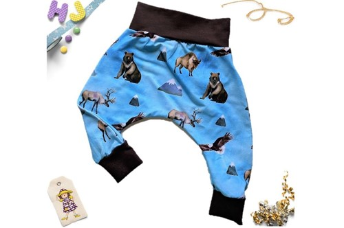 Click to order 6-12m Harems Wild and Free now