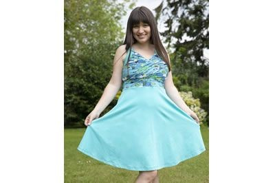 Order Twirly Juice Dress to be custom made on this page