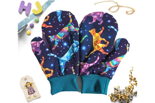 "Click to order 7.5"" Mittens Mystic Cats now"