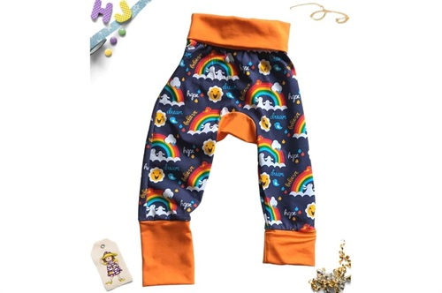 Click to order Age 1-4 Grow with Me Pants Dream Hope Believe now