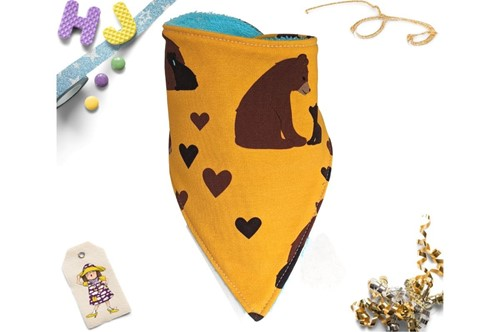 Click to order  Dribble Bib Bear Hugs now