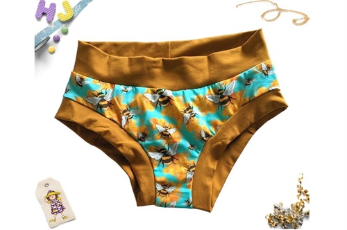 Click to order S Briefs Bees now