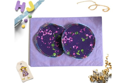 Click to order  Reusable Make Up Wipes Berry Splash now
