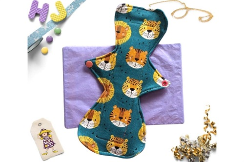 Click to order  11 inch Cloth Pad Big Cats now