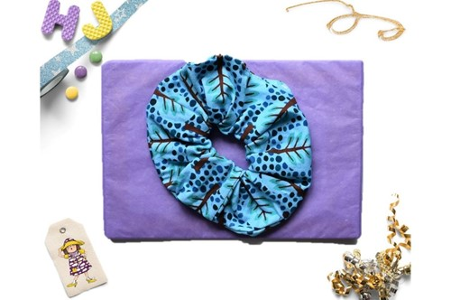 Click to order  Scrunchies Blue Forest now