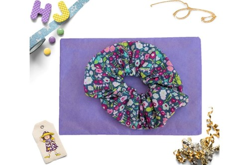 Click to order  Scrunchies Brightly Bloom now