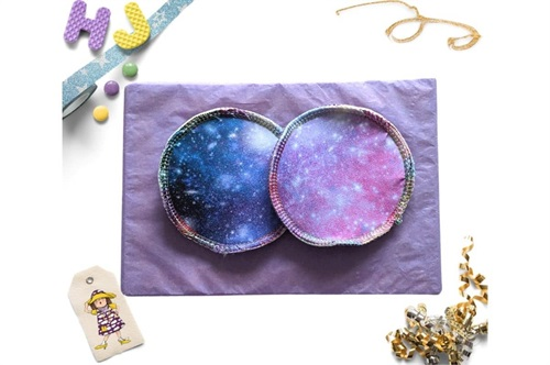 Click to order  Breast Pads Cosmic Dreams now