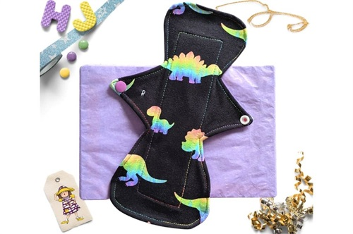 Click to order  9 inch Cloth Pad Dino Disco now