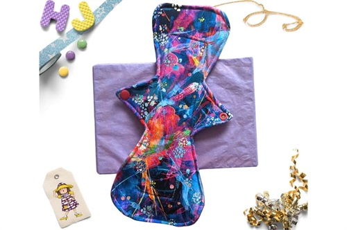 Click to order  11 inch Cloth Pad Firefly Nights now