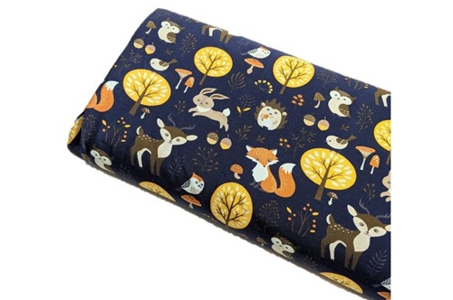 Click to order custom made items in the Forest Animals fabric