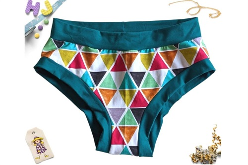 Click to order XL Briefs Geo Triangles now