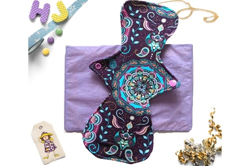 Click to order  11 inch Cloth Pad Harmony now