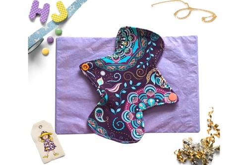 Click to order  7 inch Cloth Pad Harmony now