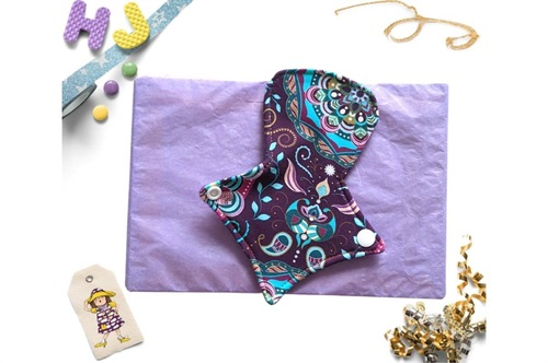 Click to order  7 inch Thong Liner Cloth Pad Harmony now