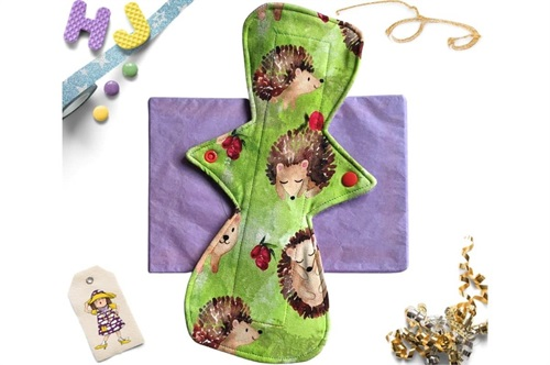 Click to order  12 inch Cloth Pad Hedgehogs now