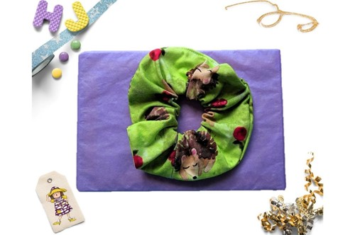 Click to order  Scrunchies Hedgehogs now