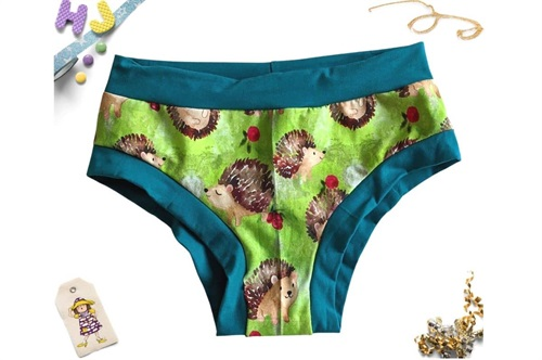 Click to order L Briefs Hedgehogs now