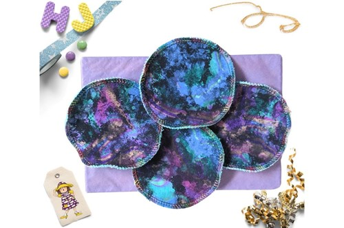 Click to order  Reusable Make Up Wipes Marble Sea now