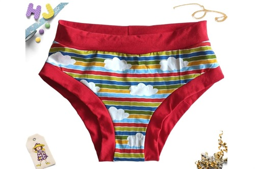 Click to order XL Briefs Moo Stripes now