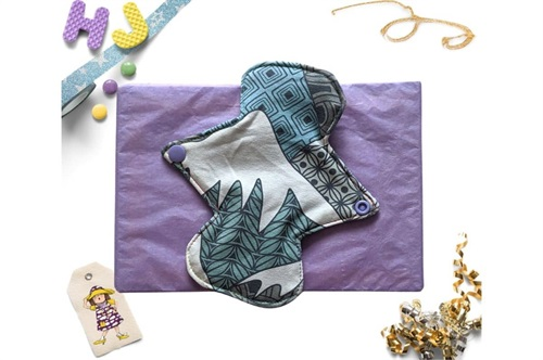 Click to order  8 inch Cloth Pad Mountain Peak now