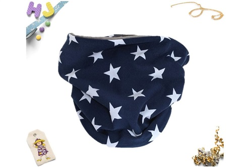 Click to order Teen-Adult Snood Navy Stars now