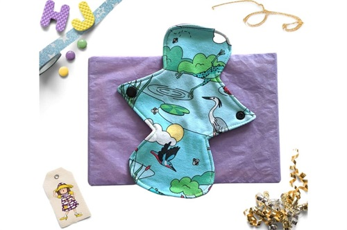 Click to order  8 inch Cloth Pad Pondlife now