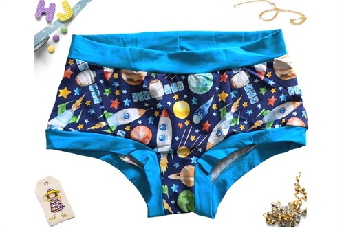 Click to order XXL Boyshorts Rockets now
