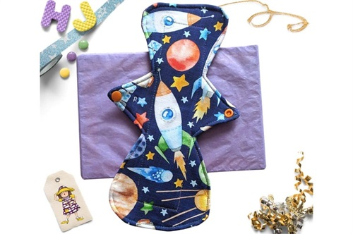 Click to order  9 inch Cloth Pad Rockets now
