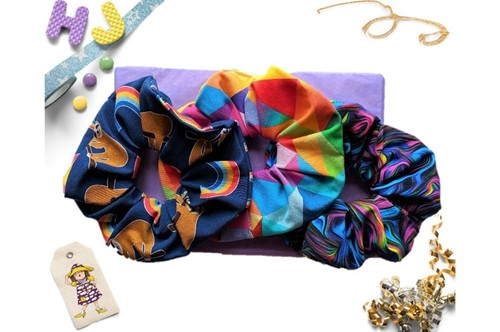 Click to order custom made Scrunchies