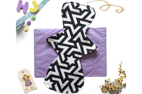 Click to order  11 inch Cloth Pad Stellar now