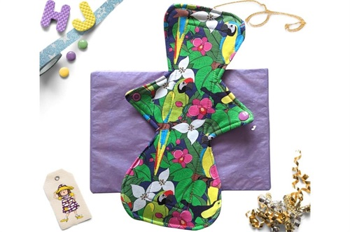 Click to order  11 inch Cloth Pad Tropic now