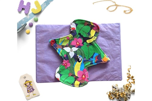 Click to order  7 inch Cloth Pad Tropic now