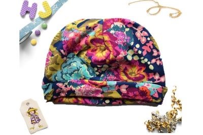 Buy Age 4-8 Bunny Beanie Vintage Blooms now using this page