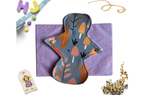 Click to order  8 inch Cloth Pad Autumn Vibes now