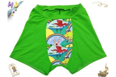Order Boxers to be custom made on this page
