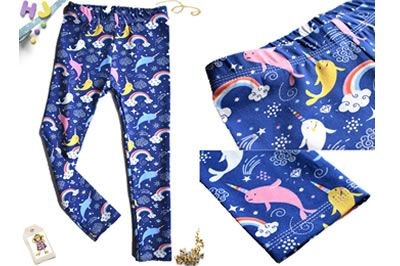 Click to order custom made Children's Leggings