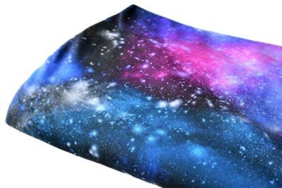Click to order custom made items in the Cosmic Dreams fabric