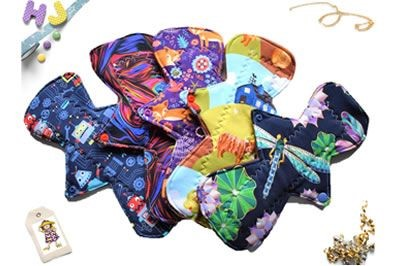 Order Cloth Pads - Mixed Bundle to be custom made on this page