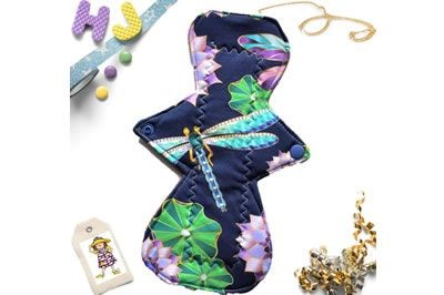 Click to order custom made 10 inch Cloth Pad