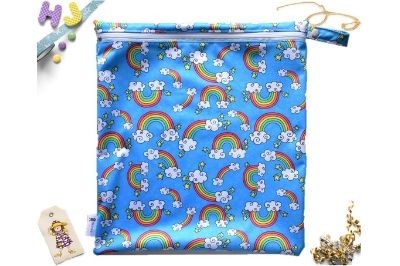 Click to order custom made Medium Reusable Wet Bag