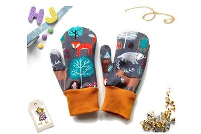 Click to order custom made Mittens