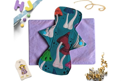 Click to order  9 inch Cloth Pad Pixie Shades now