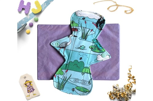 Click to order  9 inch Cloth Pad Pondlife now