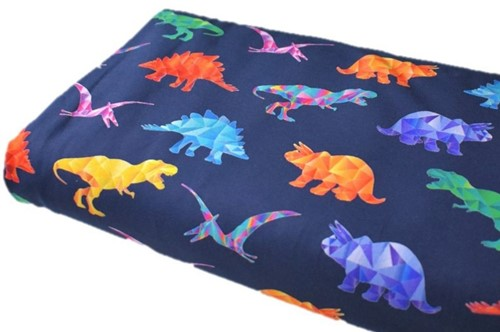 Click to order custom made items in the Rainbowsaurs fabric