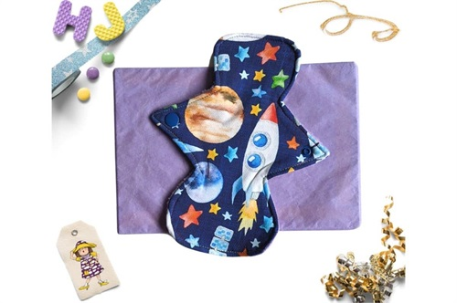 Click to order  8 inch Cloth Pad Rockets now
