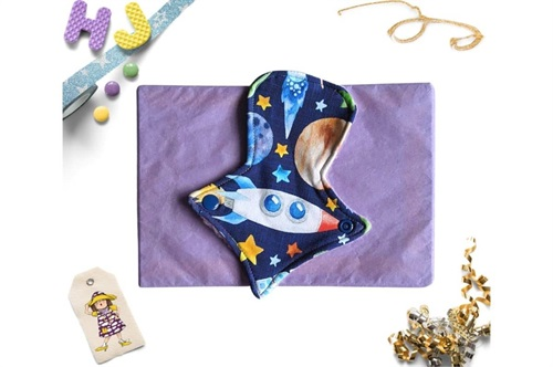 Click to order  7 inch Thong Liner Cloth Pad Rockets now