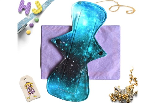 Click to order  9 inch Cloth Pad Sapphire Galaxy now