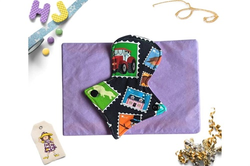 Click to order  7 inch Thong Liner Cloth Pad Special Delivery now