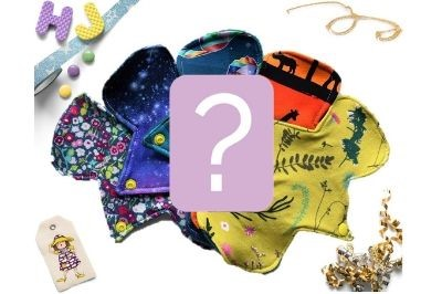 Click to order  Cloth Pads - Liner Bundle Surprise now